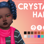 ? Crystal Hair & Accessories – 7K Followers Gift ?… – ? earth mom ?