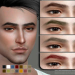 S-Club WM ts4 Eyebrows M 201705