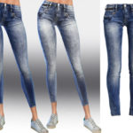 Saliwa's Herrlicher Piper Slim Fit Jeans
