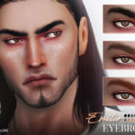Pralinesims' Emilio Eyebrows N120