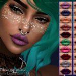 ANGISSI's GerardCosmetics Metal Matte Liquid Lipstick