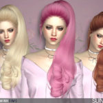 TsminhSims' Sunlight ( Hair 42 )