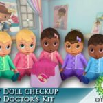 SweetNclassy03's Baby Doll Checkup