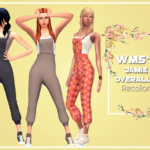 Jamie Overalls Recolors – Nords Art