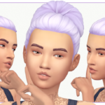 Lauren Hair V1 | WildlyMiniatureSandwich
