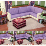 Sim_Man123's Easton Wrap-Around Sofa Recolours | WildlyMiniatureSandwich
