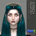 Maari Set for TS4 – ERSCH Sims