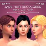 Jade Hair Recolors