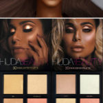 GPME HUDA BEAUTY highlighter palette