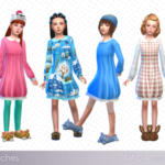 ☂ Babubii – Pinny House ☂ — Nadia ♥ Sleepwear child version Child Outfits…
