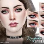 Pralinesims' Rayfalke Eyeliner N72