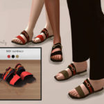 serenity-cc's Red Sandals