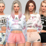 Pinkzombiecupcakes' Sweatshirts Collection 010(Mesh Required)