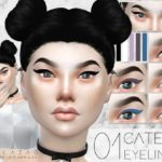 polazag's Eyeliner N01 | Cat Eye