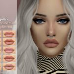 ANGISSI's Lipstick Relouis Nude Matte Complimenti