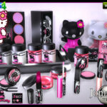 jomsims' HK_mac make up set