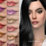 S-Club WM ts4 Lipstick 201707