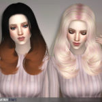 TsminhSims' Rose ( Hair 43 )