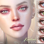Pralinesims' Karliah Eyes N142