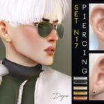 Pralinesims' Piercing Set N17