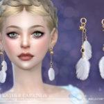 S-Club LL ts4 earring N36