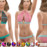 ekinege's Swimwear 7 – Set21
