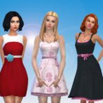 My Stuff: Female Dress Pack 3