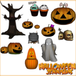 Jennisims: Downloads sims 4:Collection Happy Halloween!!!