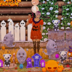Jennisims: Downloads sims 4:Happy Halloween!!!Spooky Props