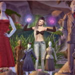 Jennisims: Downloads sims 4:Mannequins Decoratives (5Items)