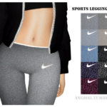 Sports leggings Nike Custom CAS image  ❤️ HQ… – ANGISSI