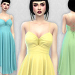 Colores Urbanos' Claudia dress RECOLOR 3 (Needs mesh)