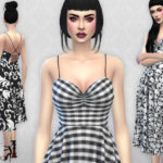 Colores Urbanos' Claudia dress RECOLOR 7 (Needs mesh)