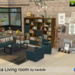 kardofe_Osaka Living room