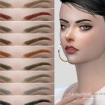 S-Club WM ts4 Eyebrows F 201712