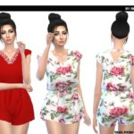 simtographies' Rompers