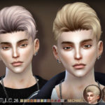 S-Club's sclub ts4 hair Michael n26