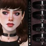 Pralinesims' Somnus / Choker Set