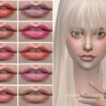S-Club WM ts4 Lipstick 201709