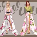 Ororizo's Ondria Recolor Evening Dress Nr02 (SLYD)