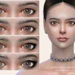S-Club WM ts4 eyelashes 201713