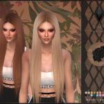 Nightcrawler Sims' Nightcrawler-Vixen