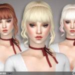 TsminhSims' Gemini ( Hair 44 )