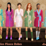 strenee sims: Family Robes: 30 for the Ladies
