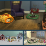 TS3 CATS & DOGS STUFF