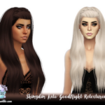 Shimydim Sims: S4 Anto GoodNight Retexture – Naturals + Unnaturals