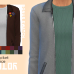 retro-pixels grandpa jacket