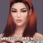 Winged Eyeliner WEy02