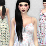 Colores Urbanos' Claudia dress RECOLOR 4 (Needs mesh)