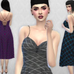 Colores Urbanos' Claudia dress RECOLOR 9 (Needs mesh)